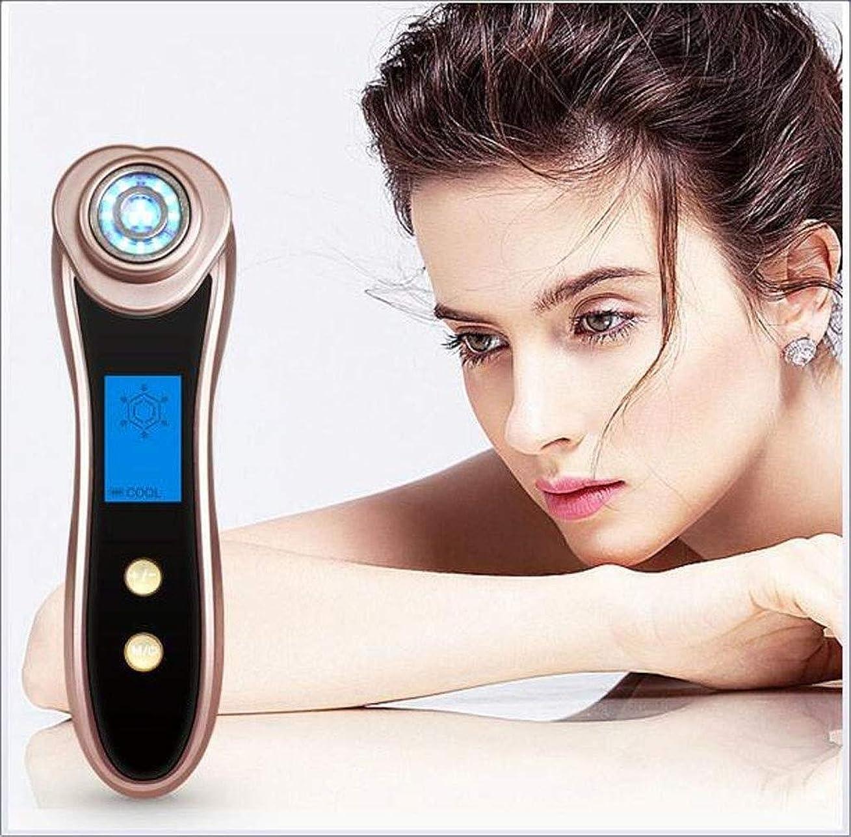 実質的ヘクタールかけがえのない表面マッサージャーの顔のクリーニングLEDライト振動美機械