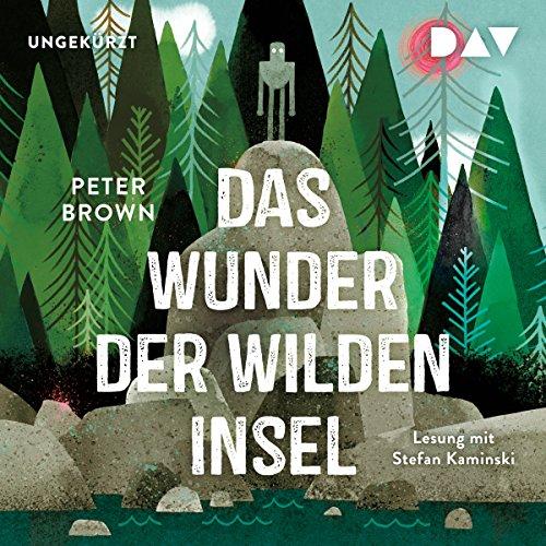 Page de couverture de Das Wunder der wilden Insel