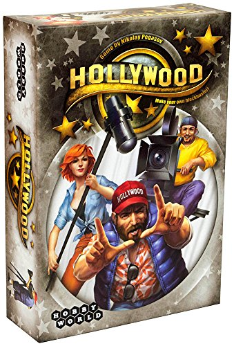 Hobby World HW81122 - Hollywood Brettspiel