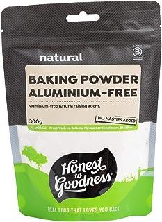 Honest to Goodness Baking Powder - Aluminium Free, 300g