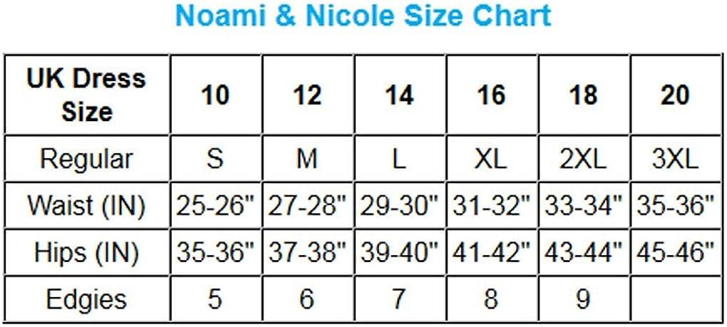 A165 Naomi /& Nicole Lace Classic Brief with Wonderful Edge