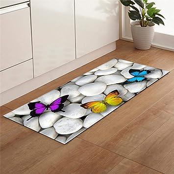 wgoo carpet tapis de cuisine devant evier tapis cuisine antiderapant absorbent lavable en machine beau tapis de salle de bains d epaisseur