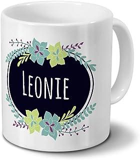 I love LEONIE Tasse Kaffeetasse