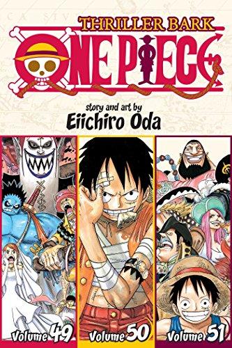 One Piece (Omnibus Edition)3 en 1 Volume 49-50-51: Includes vols. 49, 50 & 51: 49-51