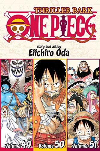 One Piece (Omnibus Edition), Vol. 17: Includes vols. 49, 50 & 51 (17)