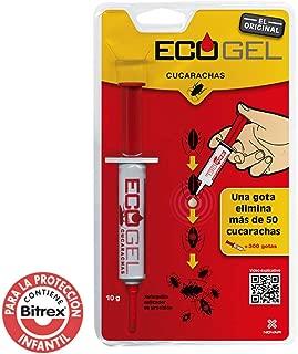 ECOGEL Econovar Ecogel Jeringuilla contra cucarachas 10 grs
