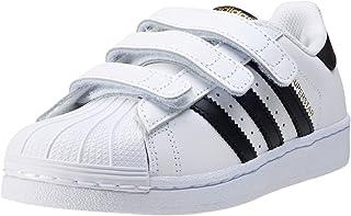 adidas Originals Boy's Superstar Foundation Cf C Leather Sneakers