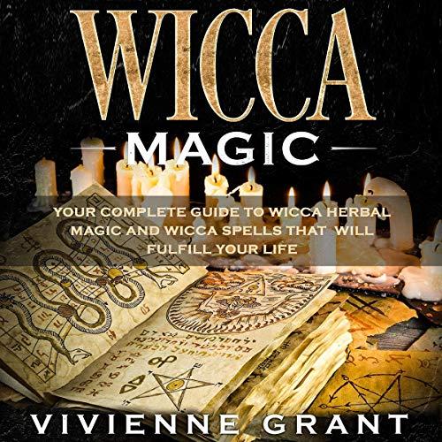 Wicca Magic cover art