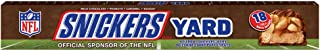 Snickers Yard Chocolate Bars Candy 18 Count, 33.48 Ounce