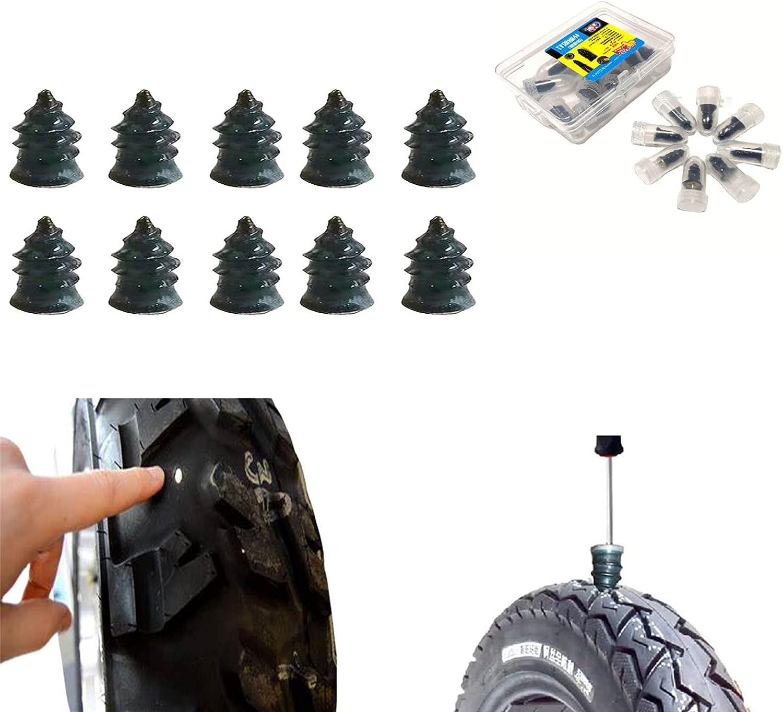 Tire Repair Rubber Nail, Car Tire Rapid Repair Rubber Nails, Aut