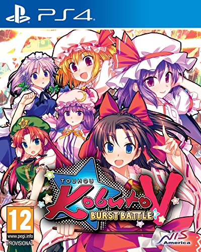 Touhou Kobuto V: Burst Battle (PS4) (New)