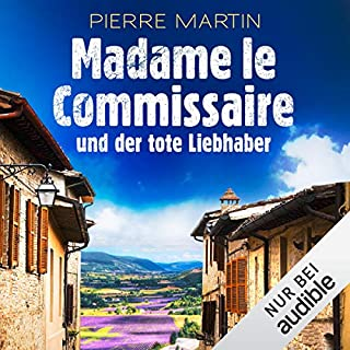Madame le Commissaire und der tote Liebhaber     Isabelle Bonnet 6              By:                                                                                                                                 Pierre Martin                               Narrated by:                                                                                                                                 Gabriele Blum                      Length: 9 hrs and 22 mins     Not rated yet     Overall 0.0