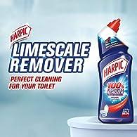 منظف المرحاض هاربيك السائل ومزيل التكلسات الأصلي، 750 مل احصل على قطعة عند شرائك قطعتين