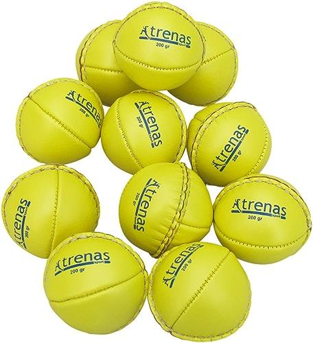 TRENAS - Schlagball 80 g - Wurfball 200 g