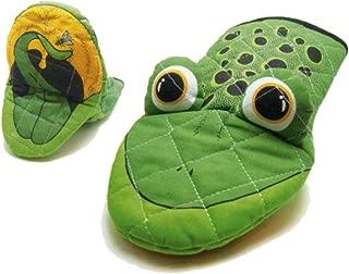Oven Mitt Frog
