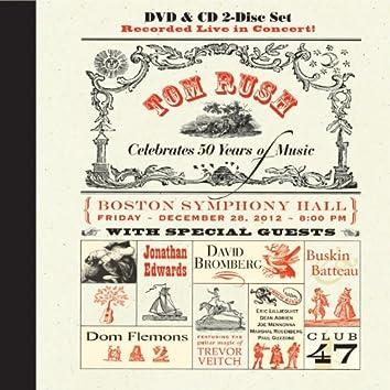 Celebrates 50 Years of Music (Live)