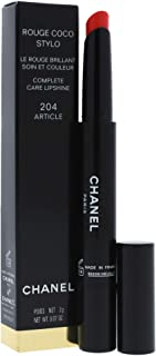 Chanel Rouge Coco Stylo Lipstick, #204 Article, 2g