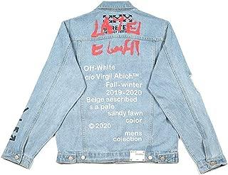 Best graffiti denim jacket men Reviews