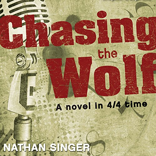 Chasing the Wolf audiobook cover art