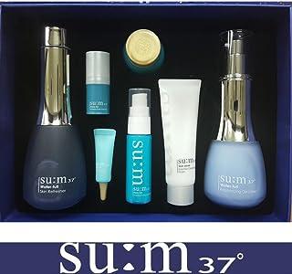 [su:m37/スム37°] Sum37 Waterfull 2 Piece Special Set / SUM37 ?スム37 ウォーターフルスキン+ジェルローション 2種 +[Sample Gift](海外直送品)