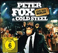 Peter Fox & Cold Steel-Live Aus