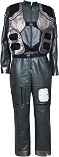 Battlestar Cosplay Costume Galactica Flightsuit Viper Pilot Uniform Jumpsuit