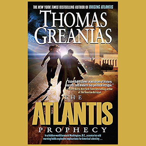 The Atlantis Prophecy audiobook cover art
