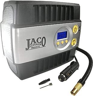 JACO SmartPro Digital Tire Inflator Pump – Premium 12V Portable Air Compressor – 100 PSI