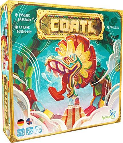 Heidelberger Spieleverlag SG001 Spieleverlag Coatl Brettspiel