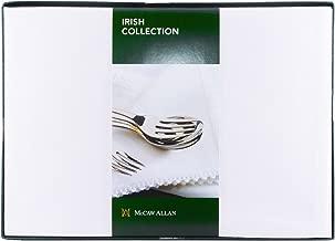 white irish linen napkins