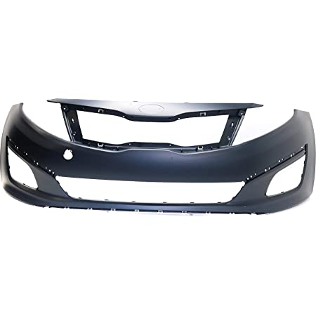 labwork Rear Bumper Cover Facial KI1100180 866114C500 Replacement for 2014-2015 Kia Optima