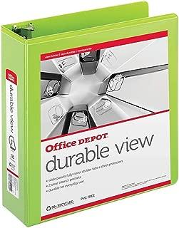 office depot 3 inch binder