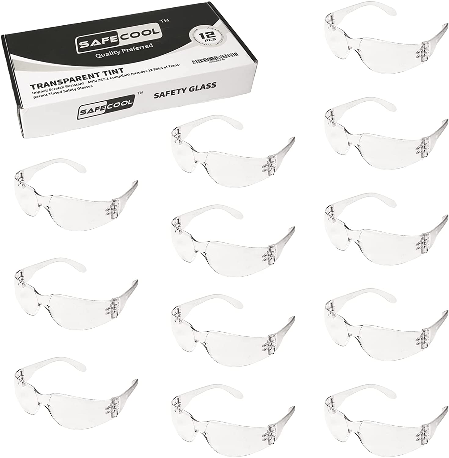 SAFECOOL Safety In a popularity Glasses Protective Eyewear service