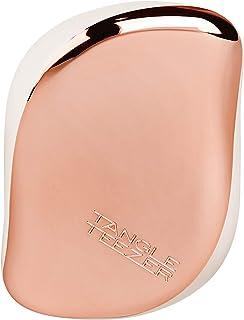 Tangle Teezer - Spazzola Districante Compatta Styler, Colore: Oro Rosa., 4 Unità