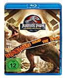 Jurassic Park 1-3 + Jurassic World 1 [Blu-ray]