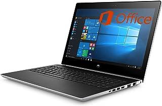 【Microsoft Office 2019&Win10搭載】HP ProBook 450 G5 ★第7世代Core i5(2.5GHz)/8GBメモリ/SSD 512GB/Webカメラ/WiFi&Bluetooth/15.6インチ (整備済み品)