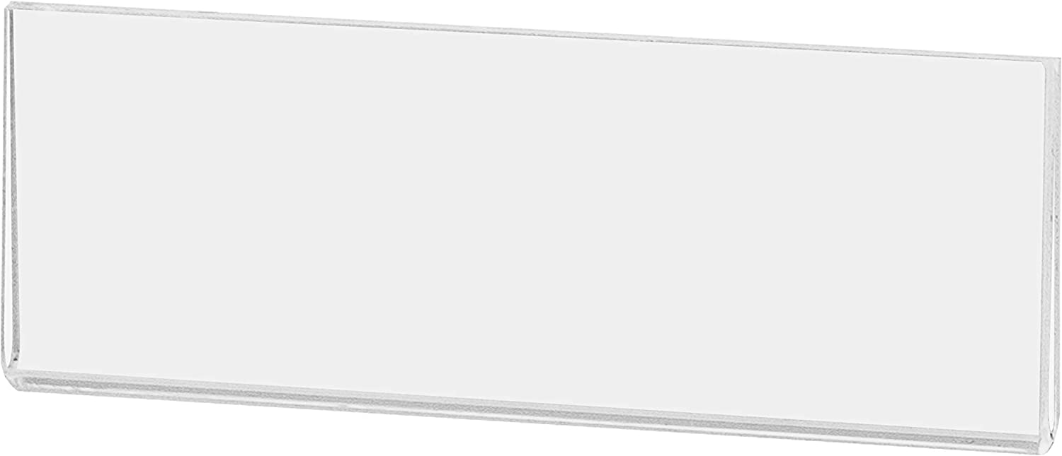 Daily bargain sale Marketing Holders Wall Sign Holder Label 3.5