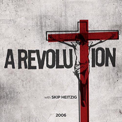 A Revolution audiobook cover art