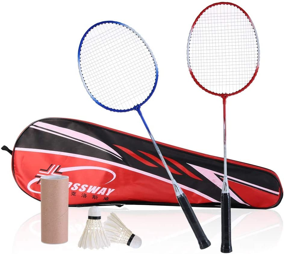 DearSnow Professional Badminton Very popular Kit Super beauty product restock quality top! Carrying Indoor Bag Outdoor