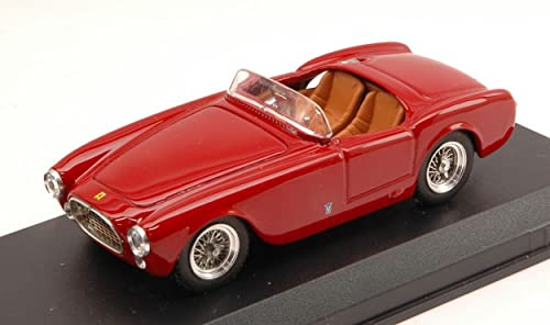 Art-Model AM0097 Ferrari 225 S VIGNALE 1952 rot 1 43 MODELLINO DIE CAST Model
