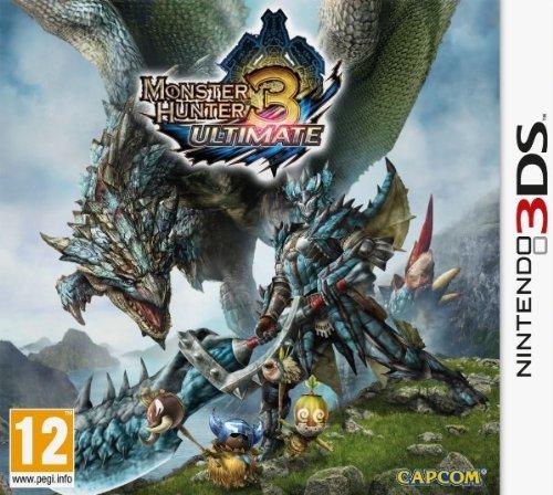 GIOCO 3DS MONSTER HUNTER