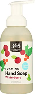 365 by Whole Foods Market, Limited Edition Foaming Hand Soap, Winterberry, 12 Fl Oz