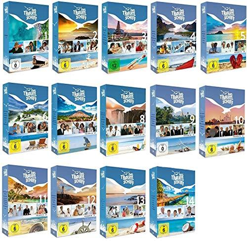Das Traumschiff DVD-Box I-XIV