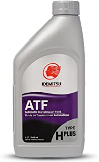 Idemitsu 30040090-75000C020 ATF Type H-Plus Automatic Transmission Fluid-1 Quart, 32 Ounces