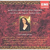 Live From the Lugano Festivals 2005 by Martha Argerich (2006-07-18)