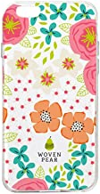 Woven Pear iPhone 7 - La Vie En Rose Phone Case
