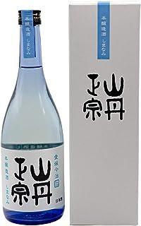 Yamatan Masamune Sake, Hon-Jozo, japanischer Premium-Sake, original Reiswein aus Japan 1 x 0.72 l