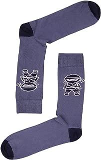 Little Ninja Desenli Erkek Çorap