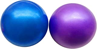 A AMASLEO Pilates Ball,Exercise Ball,Barre Ball,9 Inch...