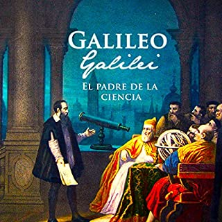 Galileo Galilei [Spanish Edition] audiobook cover art